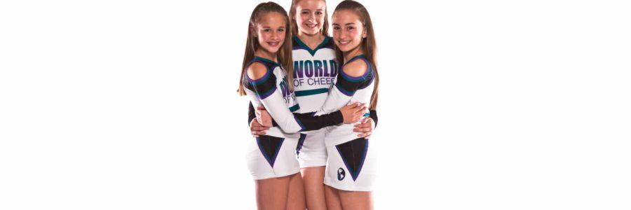 3 Cheerleaders Slider